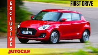 connectYoutube - New Suzuki Swift | Exclusive First Drive | Autocar India