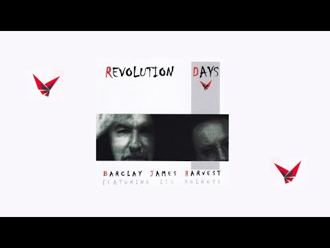 Revolution Days - 2002 {Les Holroyd-B.J.H. - full album}