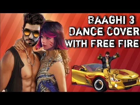 Baaghi 3: Dus Bahane Song With Dance Cover Free Fire || Baaghi 3 Free Fire Version || Ultra Gamer