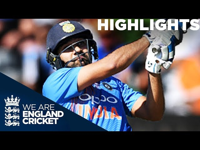 Rohit Stars In Stunning Series Finale  