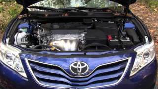 2011 Toyota Camry Road Test & Review by Drivin' Ivan Katz