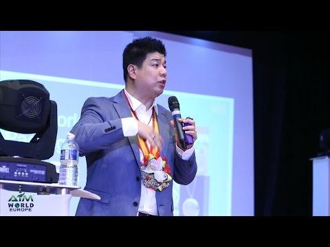 "Aimworld Europe 2016 Dr. Ed Cabantog, CEO ,""Visionary President"""