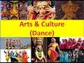 UPSC/MPPSC#Arts & Culture# Dances of India