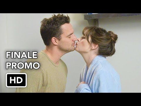 """New Girl 7x07 """"The Curse of the Pirate Bride"""" / 7x08 """"Engram Pattersky"""" Promo (HD) Series Finale"""