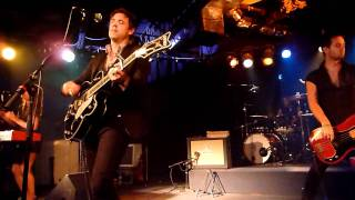 The Airborne Toxic Event - The Girls in Their Summer Dresses - Northern Lights Clifton Park, NY 2011