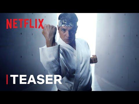 Cobra Kai: Temporada 4   Promo - Torneio Regional de Caratê   Netflix