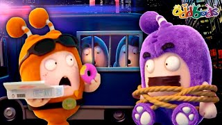 Oddbods | NEW | CRIME ALERT | Funny Cartoons For Kids