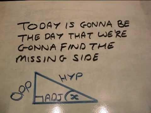 Trigonometry Song