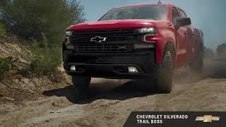 Silverado LT Trail Boss   Soulèvement De En Usine   Chevrolet Canada