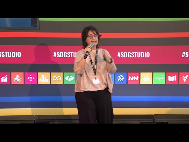 SDG Action Talk: Unlikely Collaborations SDG17