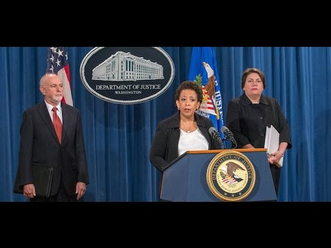Department of Justice - US seek to seize $1.3B of stolen 1MBD Malaysia Fund [FULL PRESS CONFERENCE]