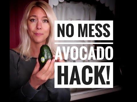 Avocado hack!