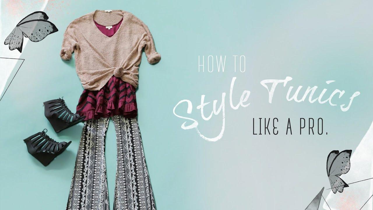 How To Style Tunics Like A Pro