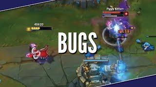 League Of Bugs - League Of Legends Montage