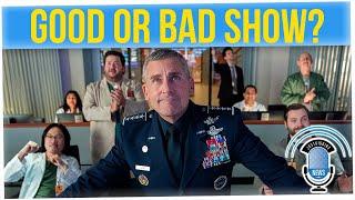 US Military Could Lose Space Force Trademark to Netflix Series (ft. Tim Chantarangsu)