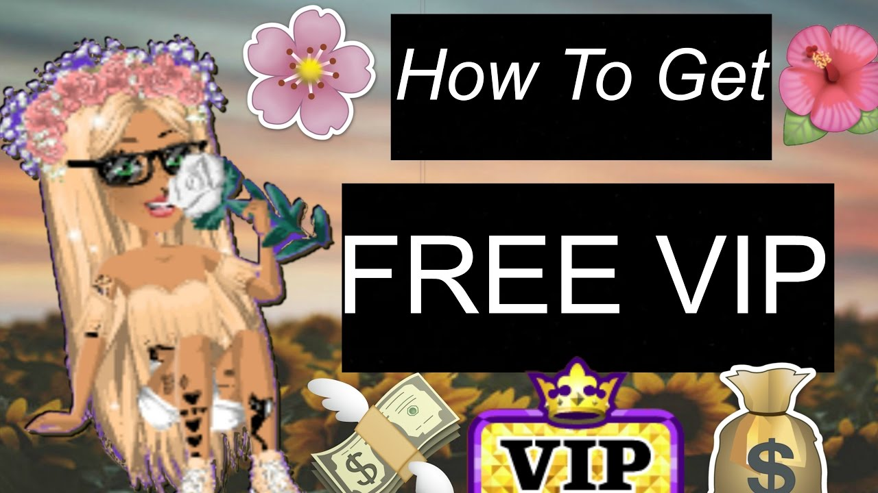 msp how to get free vip