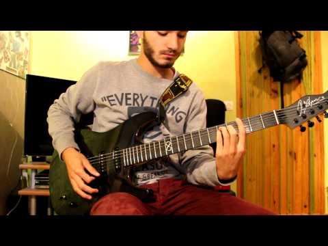 M83 - Outro (Guitar Playthrough)
