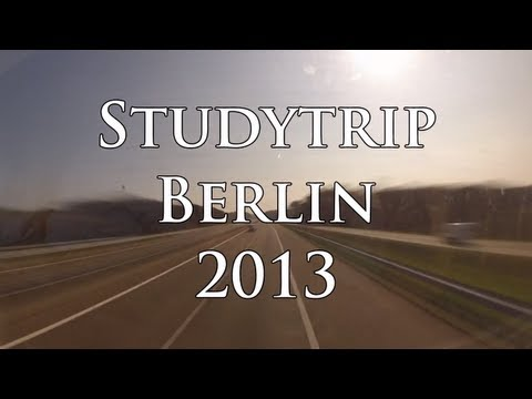 Official LPM Berlin Studytrip 2013 After Movie