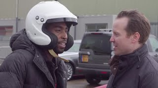 Tinie Tempah vs Toyota GT86   Top Gear
