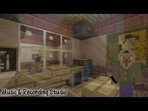Minecraft Xbox - Music & Recording Studios