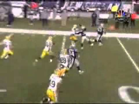 Patriots Dan Connolly Returns Kick 71 Yards