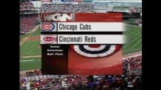 1 - cubs at reds monday, april 3, 2006 1:10pm cdt wgn