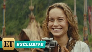 EXCLUSIVE: Brie Larson Wants Margaritas and Her Game Boy on the Set of 'Kong: Skull Island'