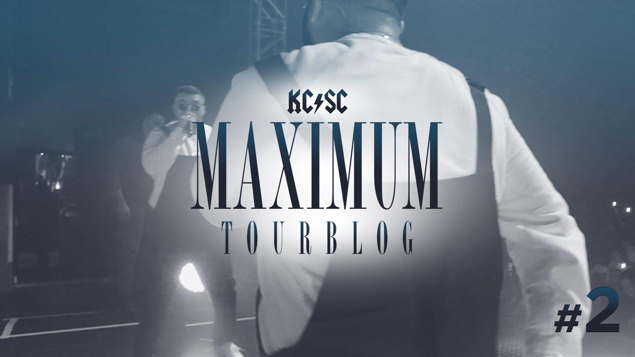 KC Rebell x Summer Cem  - MAXIMUM [ Tourblog 2 ]
