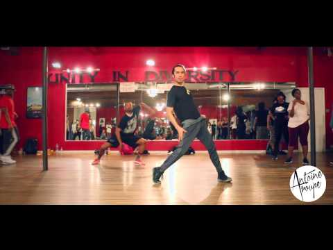 @ElliottTrent - The First Time | @AntoineTroupe Choreography Ft. Amazing Dancers