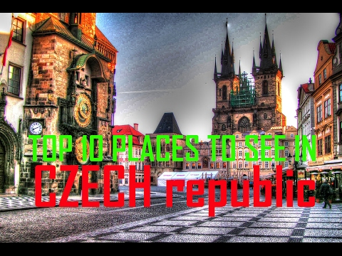 Top 10 places to visit in czech republic   Czech Republic Travel Guide - Top 10 Must-See Attractions