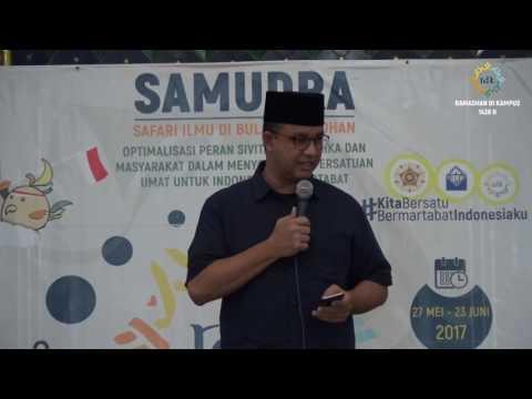 Kebangkitan Pemuda Indonesia : Anies Baswedan