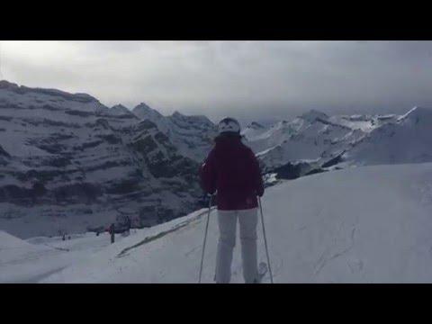 Ski trip Wengen (Switzerland)