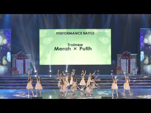 JKT48 3rd Anniversary Concert Team Battle JKT48 Trainees/Team Putih - Gingham Check