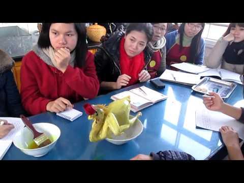 Học luộc Gà cúng Giao Thừa, Nữ Công Gia Chánh Thanh Mai, 13 1 2013