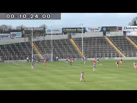 ANFL D2 R5 Tipperary vs Louth Goal End View