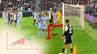 Genius & Impossible Goals In Football