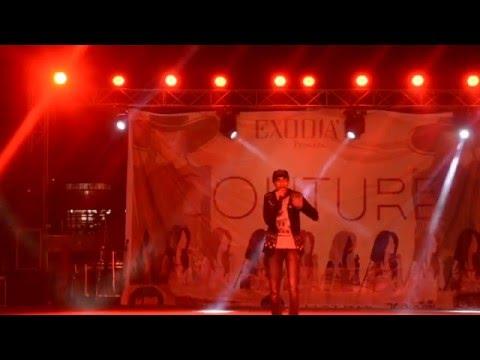 Rap performance at Exodia IIT Mandi (2016)