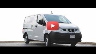2014 Nissan Nv200 - Chicago News Test Drive