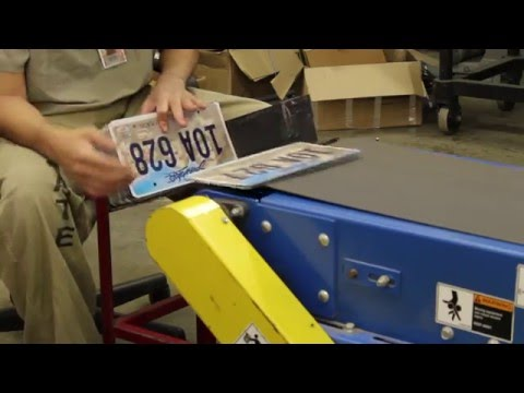 License Plate Production