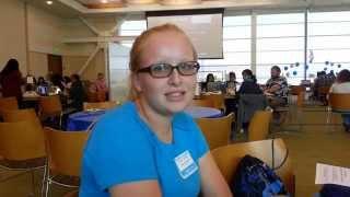Why This Jr. Hacker Likes Technology - Women's Hackathon CSUSM