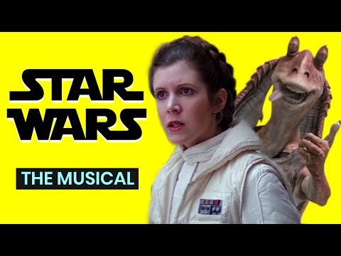 STAR WARS: THE MUSICALS // Songify the Movies
