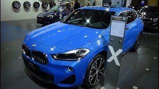 2018 BMW X2 xDrive25d - Exterior and Interior - Zagreb Auto Show 2018