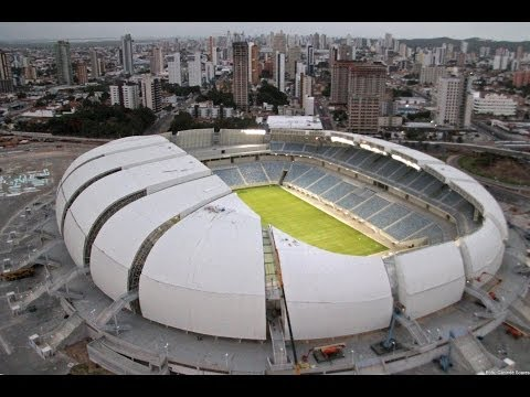 2014 FIFA World Cup Brazil - Stadiums