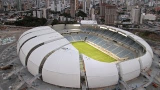 Video 2014 FIFA World Cup Brazil - Stadiums download MP3, 3GP, MP4, WEBM, AVI, FLV Agustus 2017