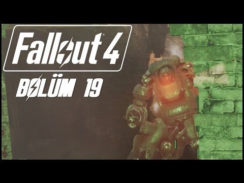 Fallout 4 - Bölüm 19: Kale Zindanları