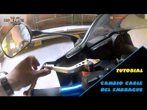 TUTORIAL Cambiar cable del embrague en Motos
