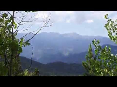 No HOA Secluded Idaho Springs Land For Sale - Hidden Wilderness Lot 3