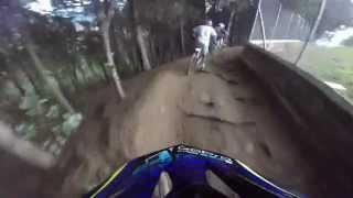 Pista El Morro- El bosque Pista completa Bike Park  Bello antioquia