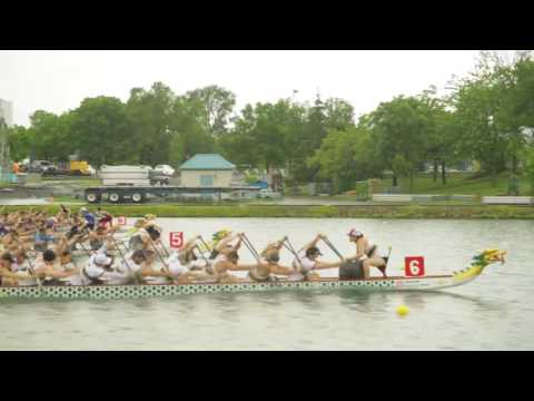 Race 47: Montreal International Dragon Boat Challenge & Cultural Festival