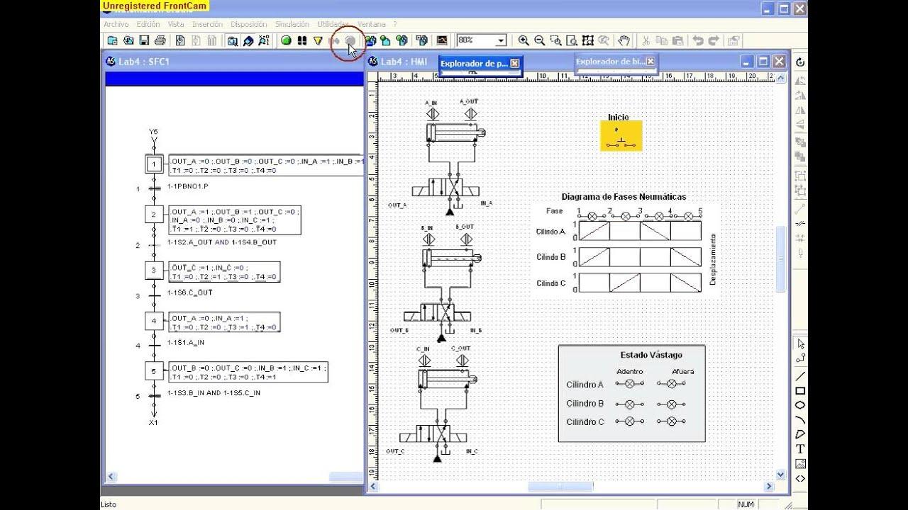 Laboratorio 4 - Neum U00e1tica  Hidr U00e1ulica - Diagrama 2